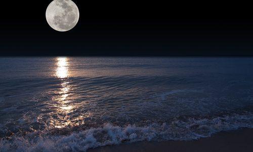 Fullmåne meditation