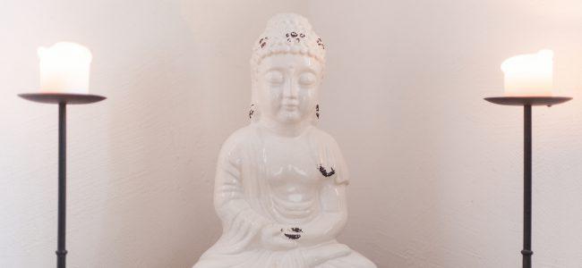 Massage Budha