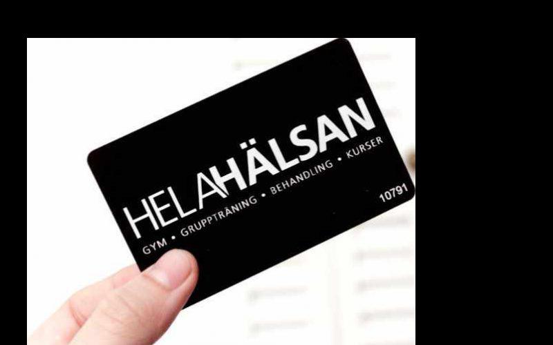Vinnarna av ett 3-månaderskort på Hela Hälsan