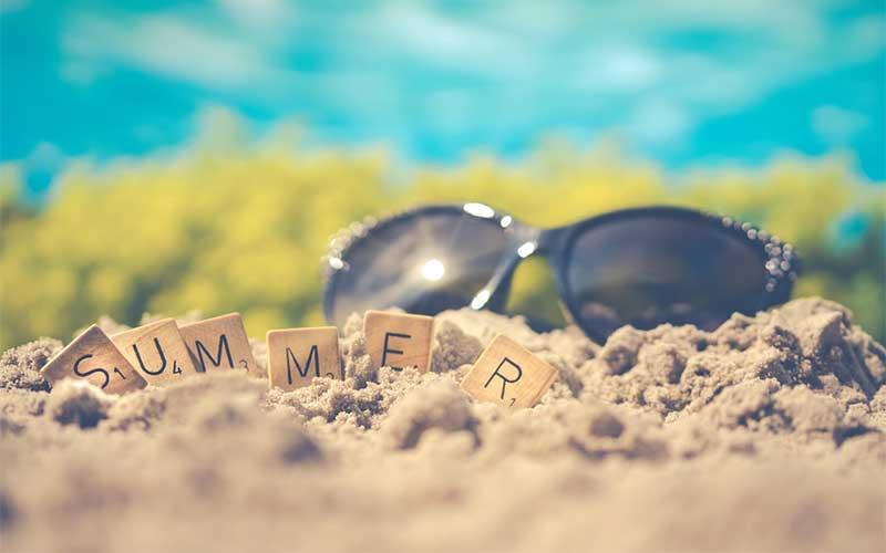 Öppettider & gruppträning i sommar